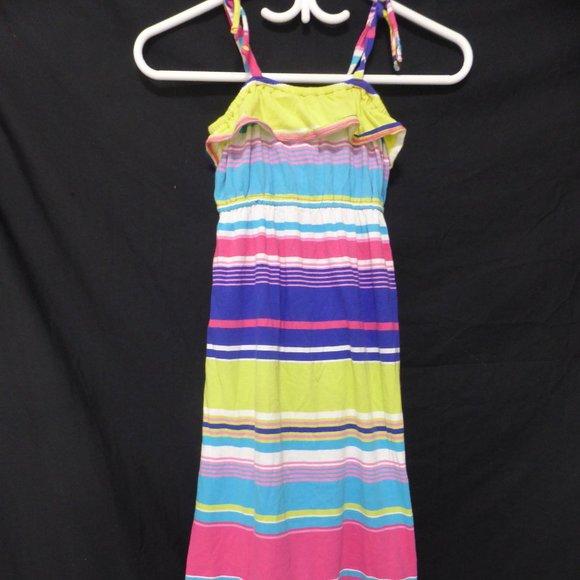 CHILDREN'S PLACE, size 7-8, spaghetti strap dress